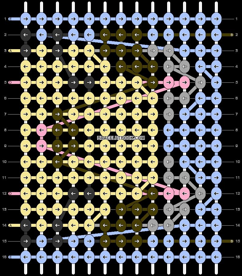 Alpha pattern #68636 pattern
