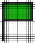 Alpha pattern #68641