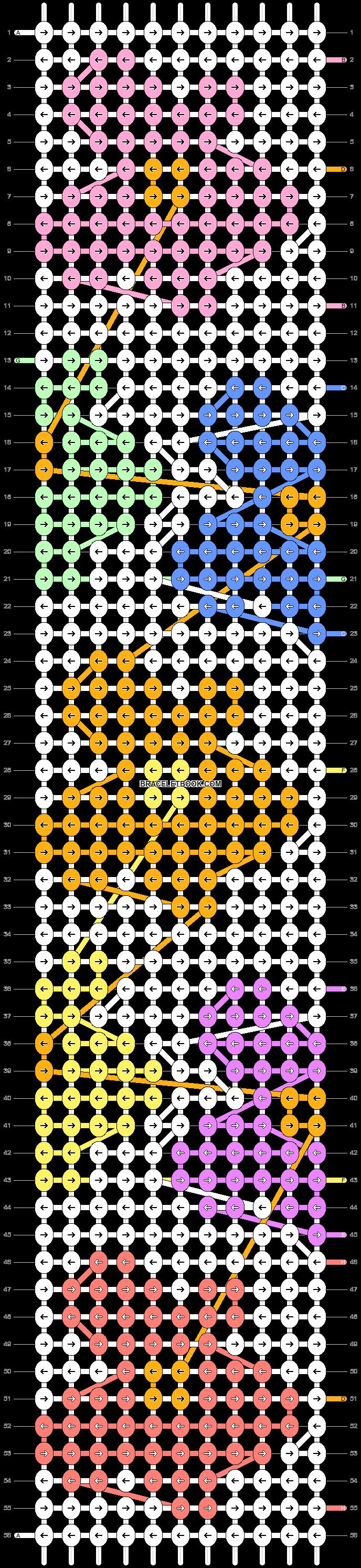 Alpha pattern #68656 pattern