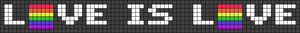Alpha pattern #68658
