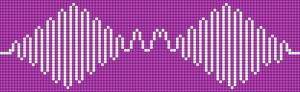 Alpha pattern #68661