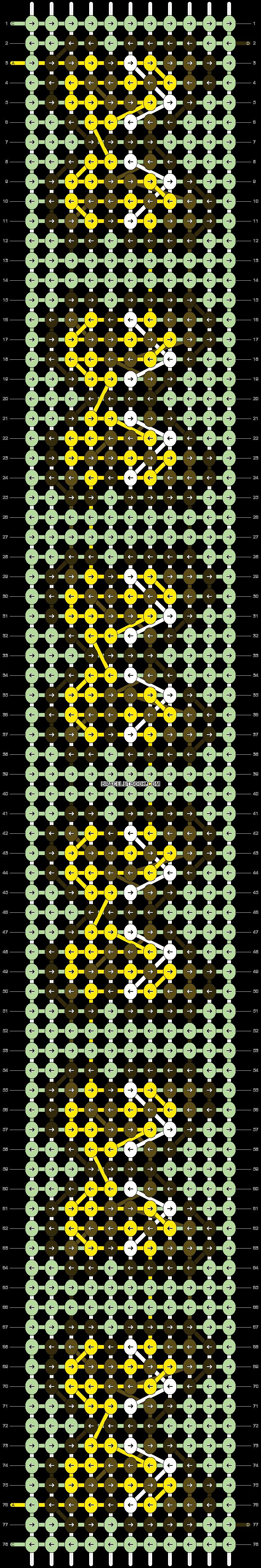 Alpha pattern #68674 pattern