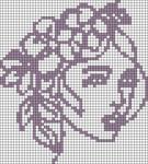Alpha pattern #68700