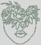 Alpha pattern #68703