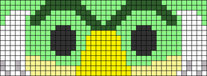 Alpha pattern #68704