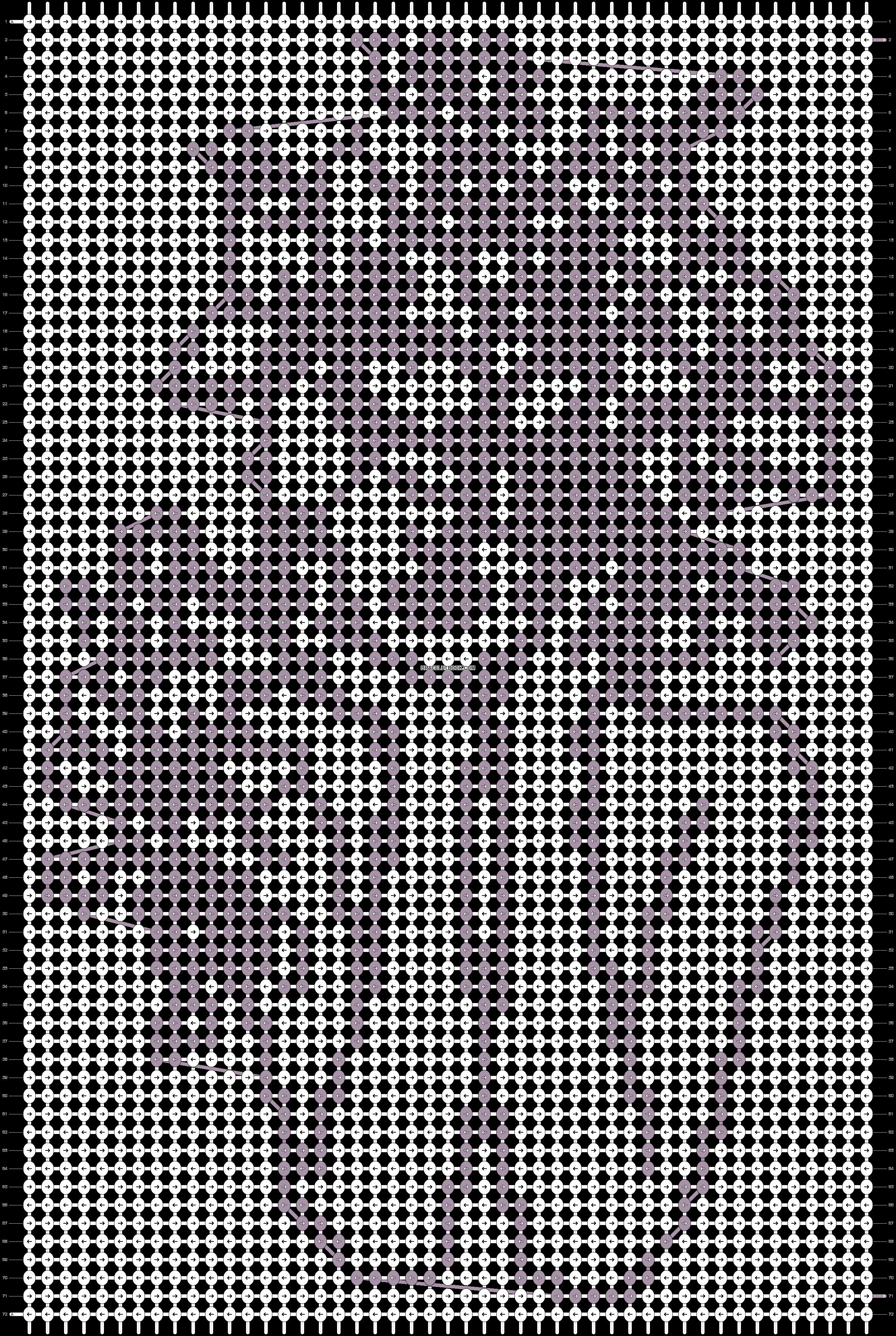 Alpha pattern #68709 pattern