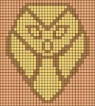 Alpha pattern #68715