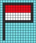 Alpha pattern #68728