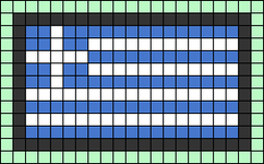 Alpha pattern #68729