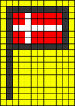 Alpha pattern #68731