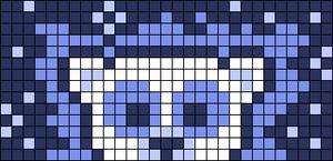Alpha pattern #68738