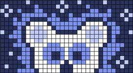 Alpha pattern #68740