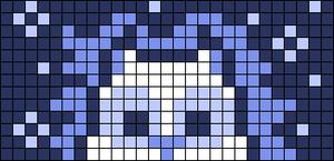 Alpha pattern #68741