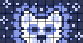 Alpha pattern #68742