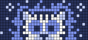 Alpha pattern #68745