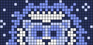 Alpha pattern #68746