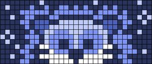 Alpha pattern #68748