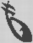 Alpha pattern #68749