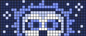 Alpha pattern #68750