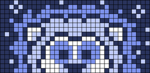 Alpha pattern #68751