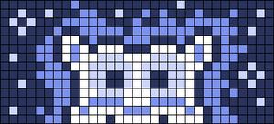 Alpha pattern #68754