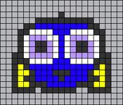 Alpha pattern #68785