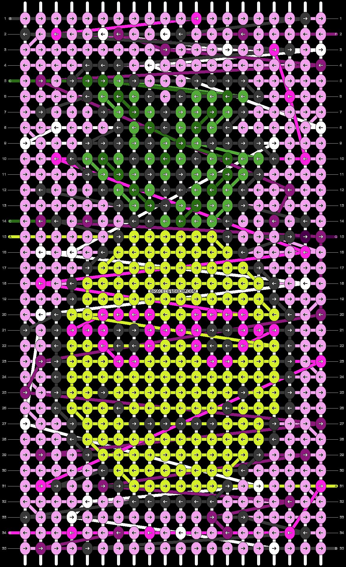 Alpha pattern #68788 pattern