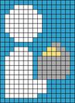 Alpha pattern #68789