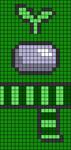 Alpha pattern #68808