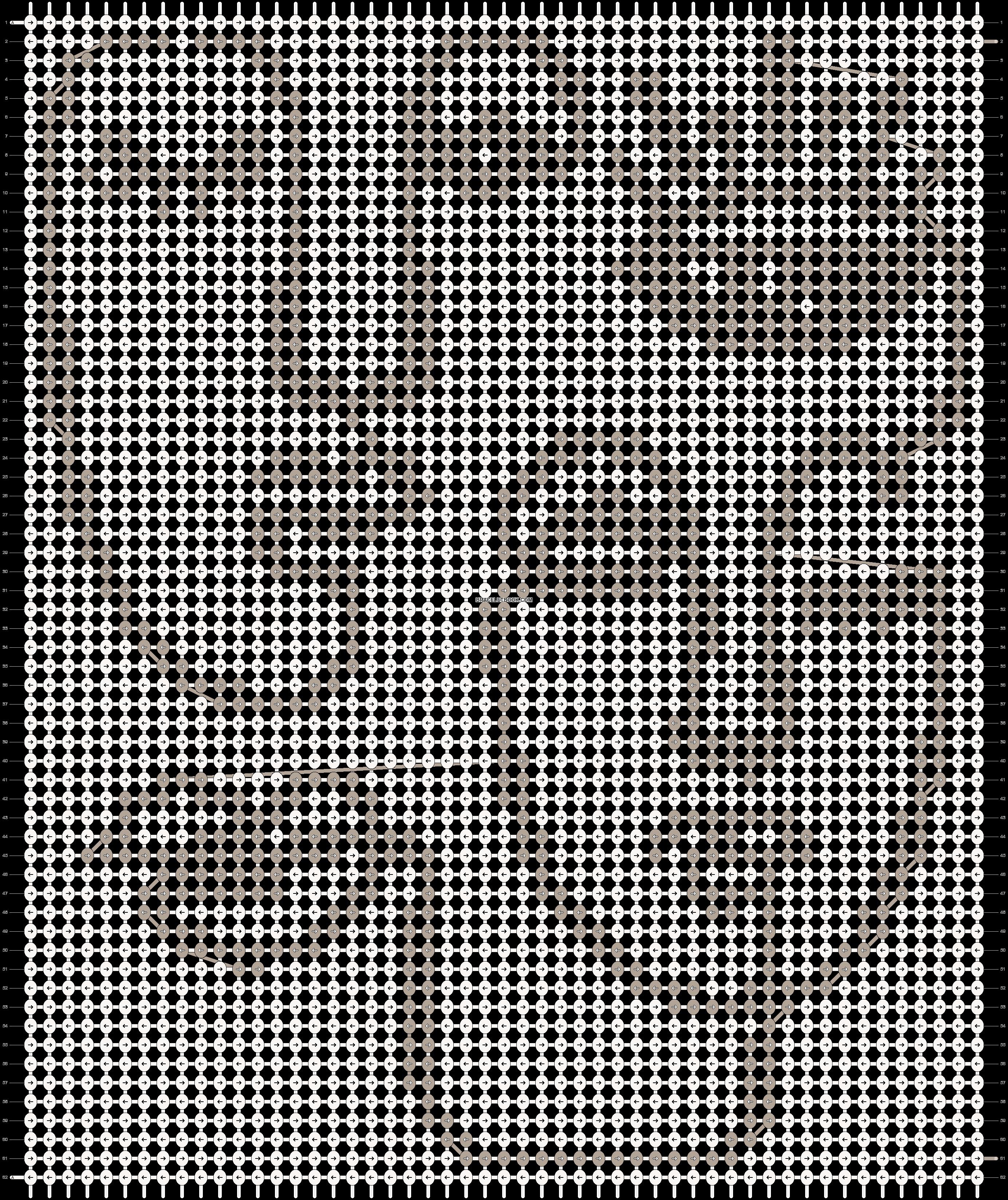 Alpha pattern #68814 pattern