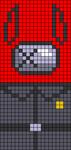 Alpha pattern #68831