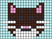 Alpha pattern #68835