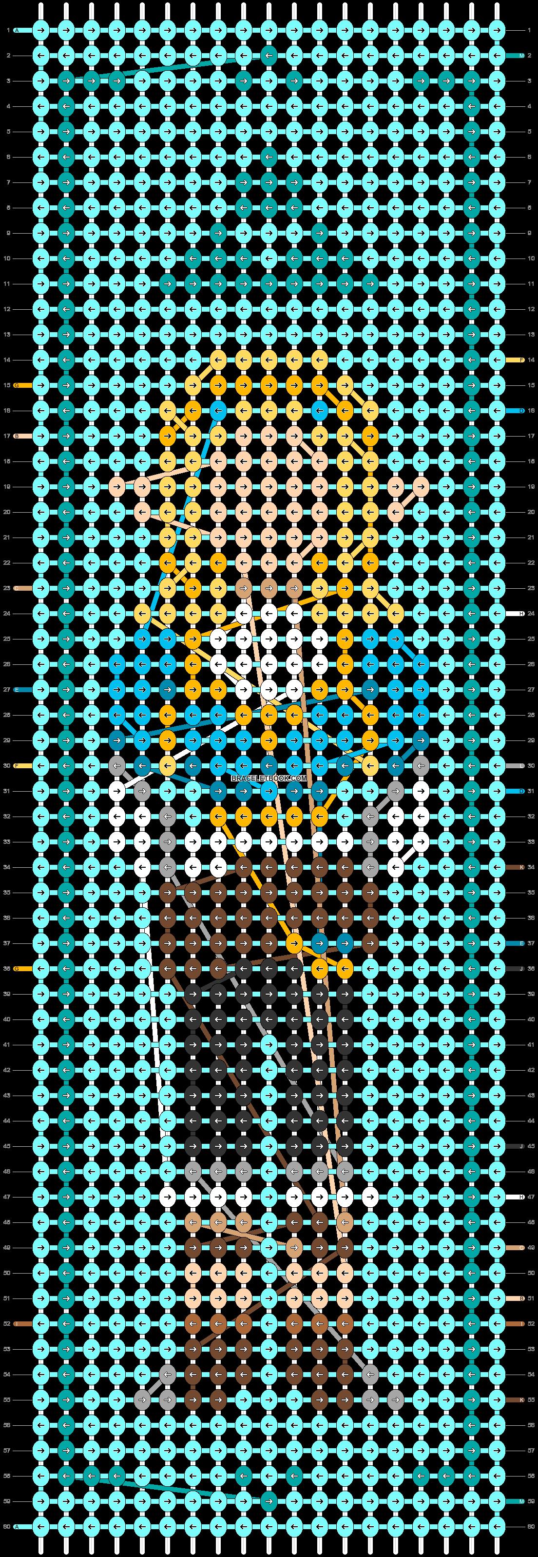 Alpha pattern #68836 pattern