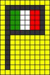 Alpha pattern #68841