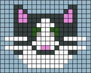Alpha pattern #68845