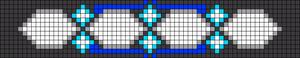 Alpha pattern #68855