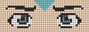 Alpha pattern #68860