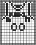 Alpha pattern #68864