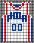 Alpha pattern #68866