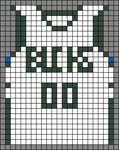 Alpha pattern #68873