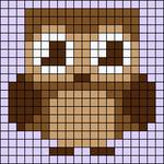 Alpha pattern #68882