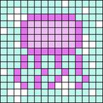 Alpha pattern #68884