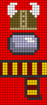 Alpha pattern #68889