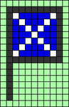 Alpha pattern #68900