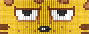 Alpha pattern #68907