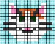 Alpha pattern #68908