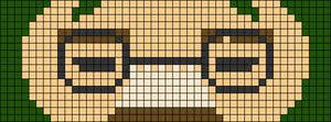Alpha pattern #68912