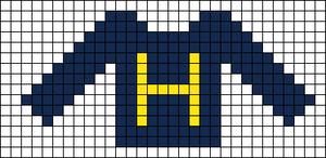 Alpha pattern #68926