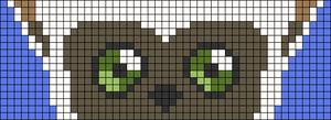 Alpha pattern #68928
