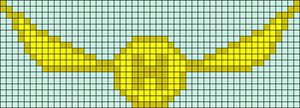 Alpha pattern #68944